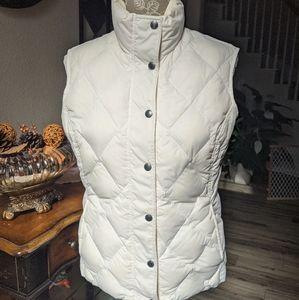Women's Winter Down Puffer Vest sz M (10-12)